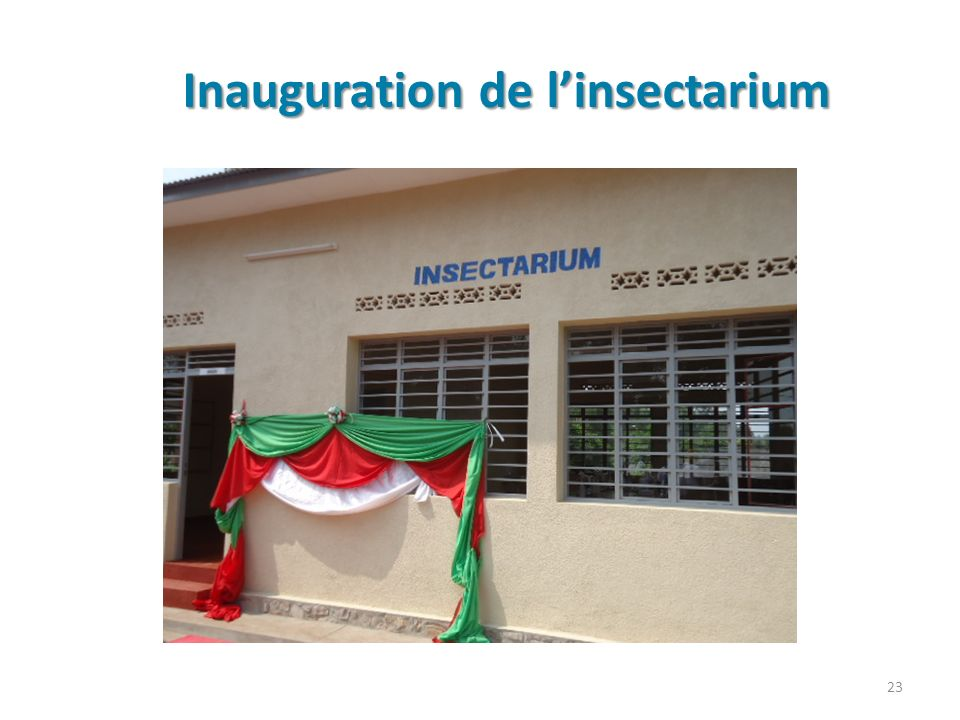 Inauguration de linsectarium 23