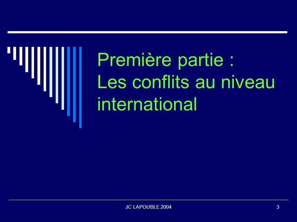 JC LAPOUBLE 200434 Quelle compatibilité avec les droits nationaux .