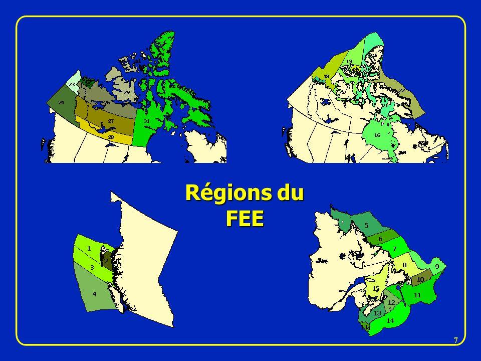Gestion du fonds Conseil de gestion de 12 membres Les ministres nomment conjointement huit membres: Gouvernement fédéral (4) o Office national de lénergie (ONE), Environnement Canada (EC), Pêches et Océans Canada (MPO) et Affaires indiennes et du Nord Canada (AINC) Industrie (4) o Représentants de lindustrie de lAssociation canadienne des producteurs pétroliers (IPAC) Office des hydrocarbures extracôtiers (2) OCNEHE OCTLHE Grand public (2) Les ministres du MAINC et de RNCan peuvent nommer respectivement un membre au conseil Président – Nommé conjointement par les ministres parmi les membres du Conseil de gestion Administrateur – Nommé conjointement par les ministres Secrétariat – Soutien administratif offert par le biais de RNCan 8
