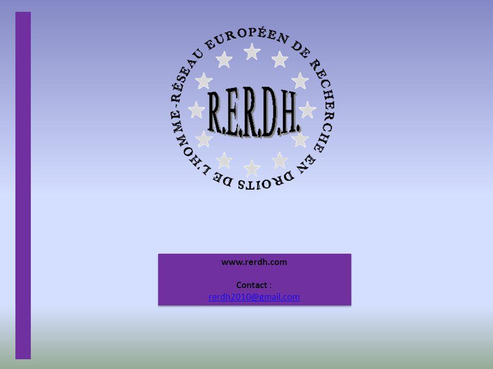 www.rerdh.com Contact : rerdh2010@gmail.com www.rerdh.com Contact : rerdh2010@gmail.com