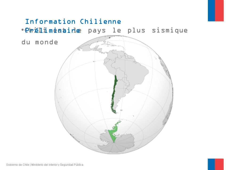 Campagne de sensibilisation et de Prévention CHANGEMENT CULTUREL Après du Tremblement du Terre du 27 février 2010