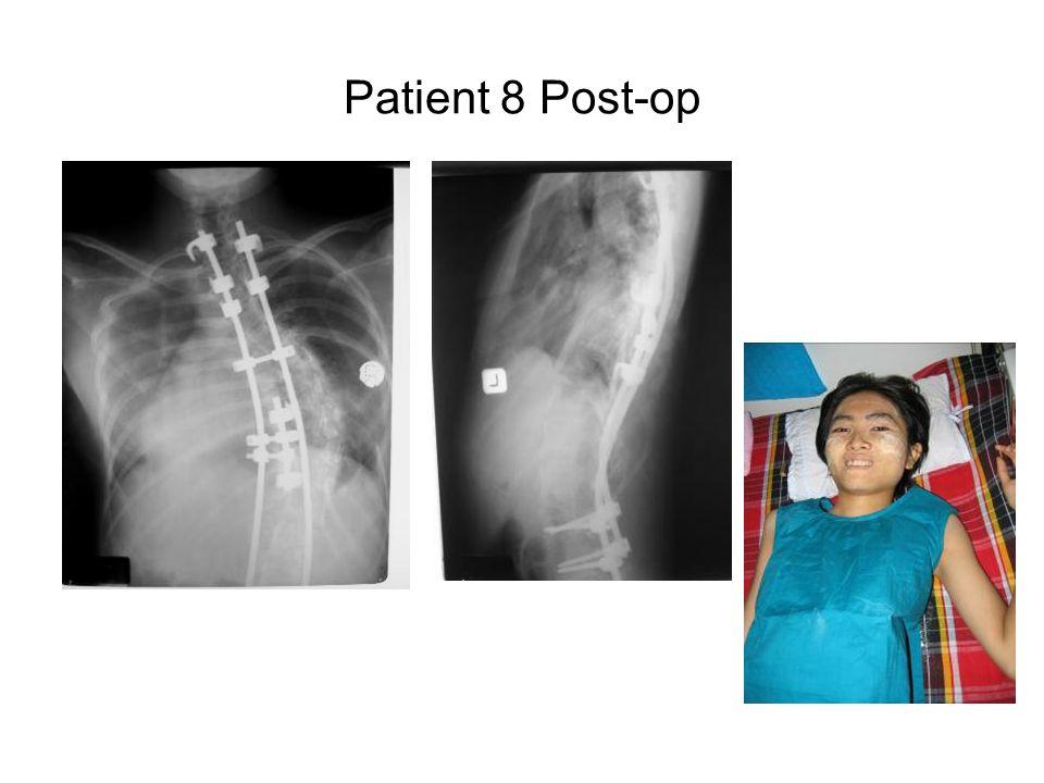Patient 8 Post-op
