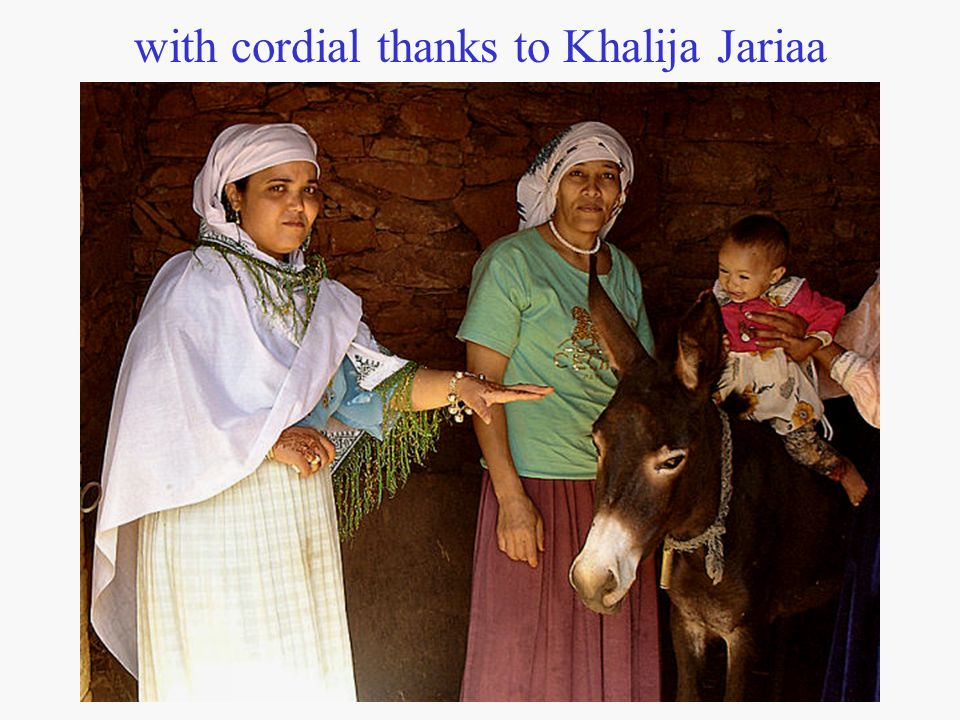 with cordial thanks to Khalija Jariaa