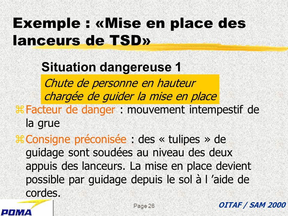 Page 25 Rappel de la définition de « Consignes » zIl s agit de consignes précises visant à supprimer ou limiter les effets des facteurs de danger mis