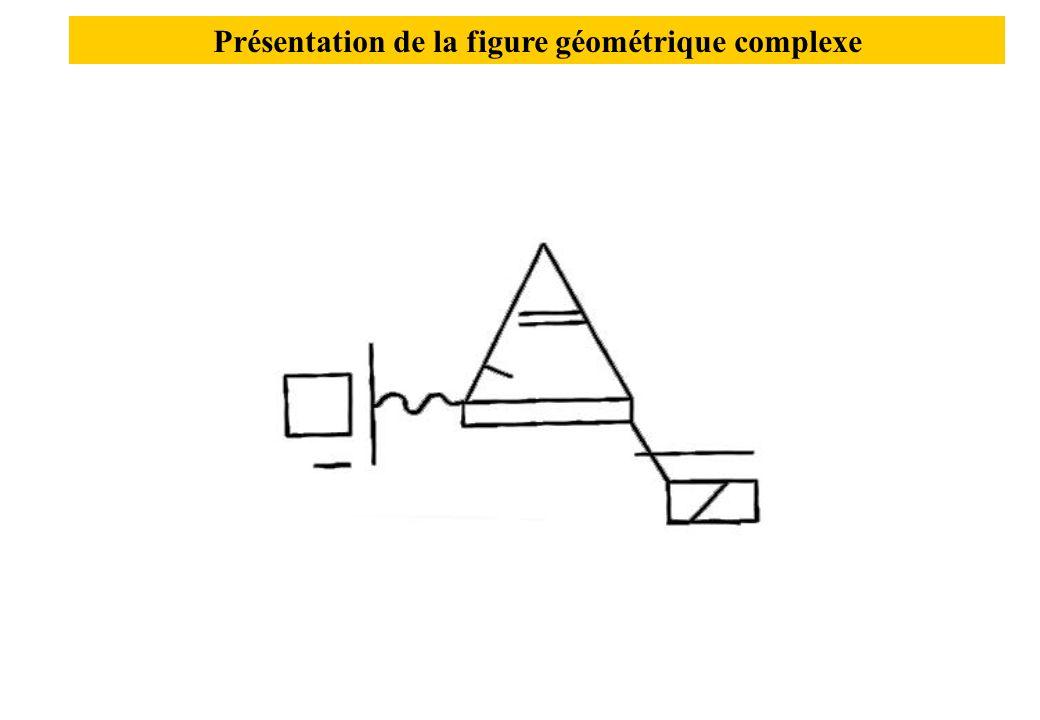 Présentation de la figure géométrique complexe