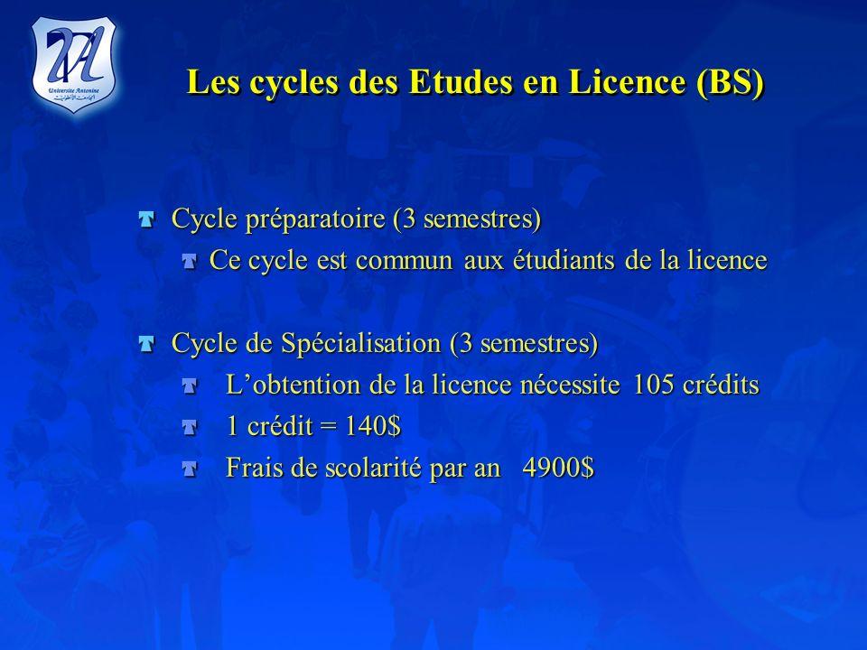 Faculté Gestion dEntreprises Gestion dEntreprises - Business Administration - Université Antonine
