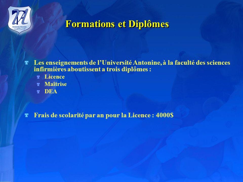Le Programme des études Le programme étudie la personne humaine dans sa dimension holistique, en santé ou en maladie et à toutes les étapes de la vie.