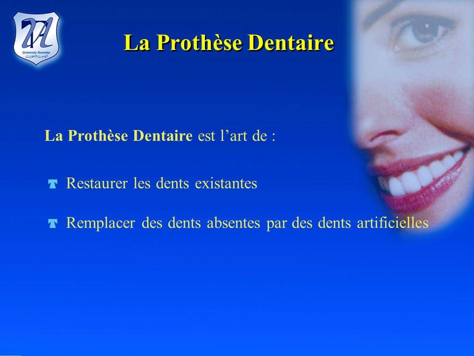 Institut des Laboratoires de Prothèses Dentaires Université Antonine
