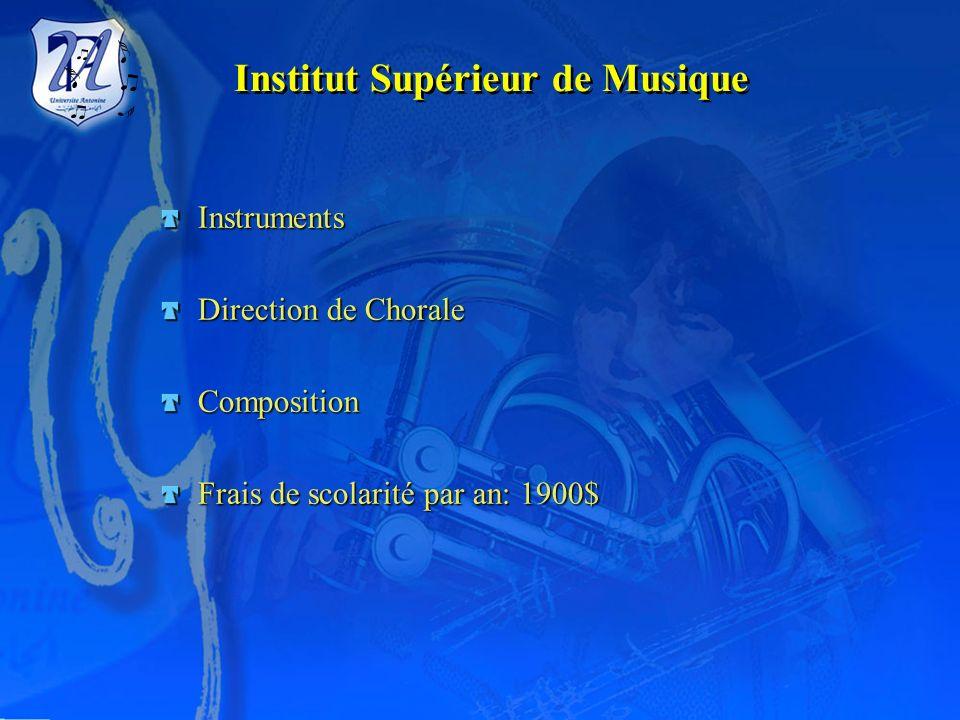 Ecole de Musique Initiation musicale Formation didactique Préparation aux études avancées supérieures