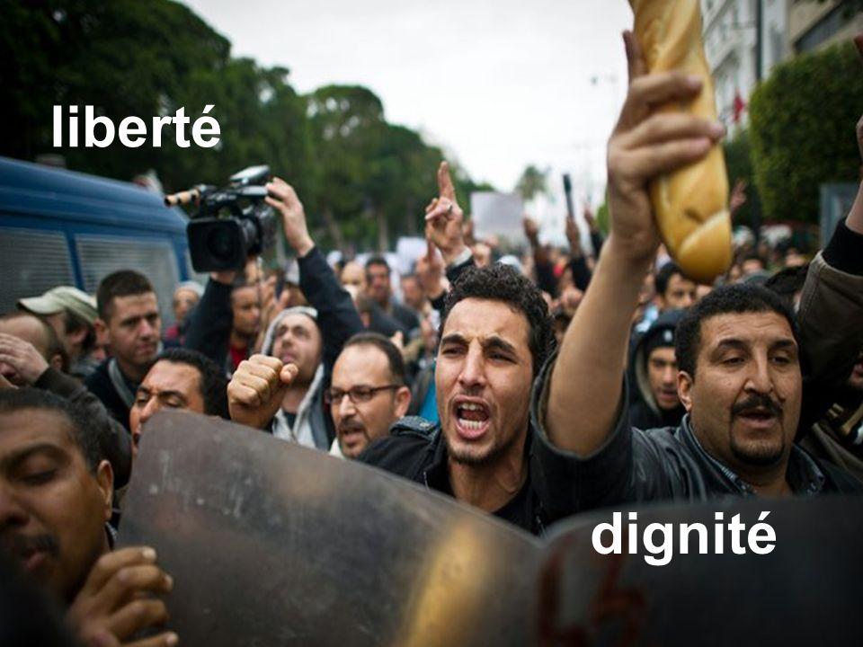 liberté dignité