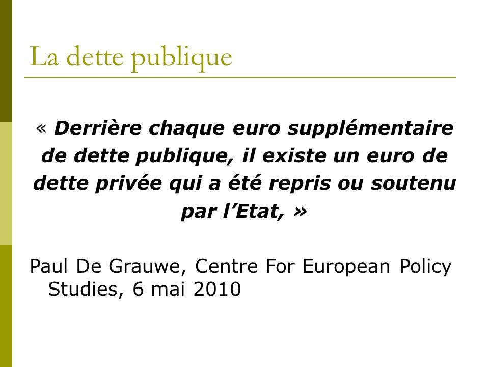 Crise financière de 2008 Jean-Claude Trichet, Président de la Banque centrale européenne (BCE) : « Il y a maintenant une telle créativité en matière de nouveaux instruments financiers très sophistiqués que nous ne savons pas où sont les risques » Financial Times, 29 janvier 2007