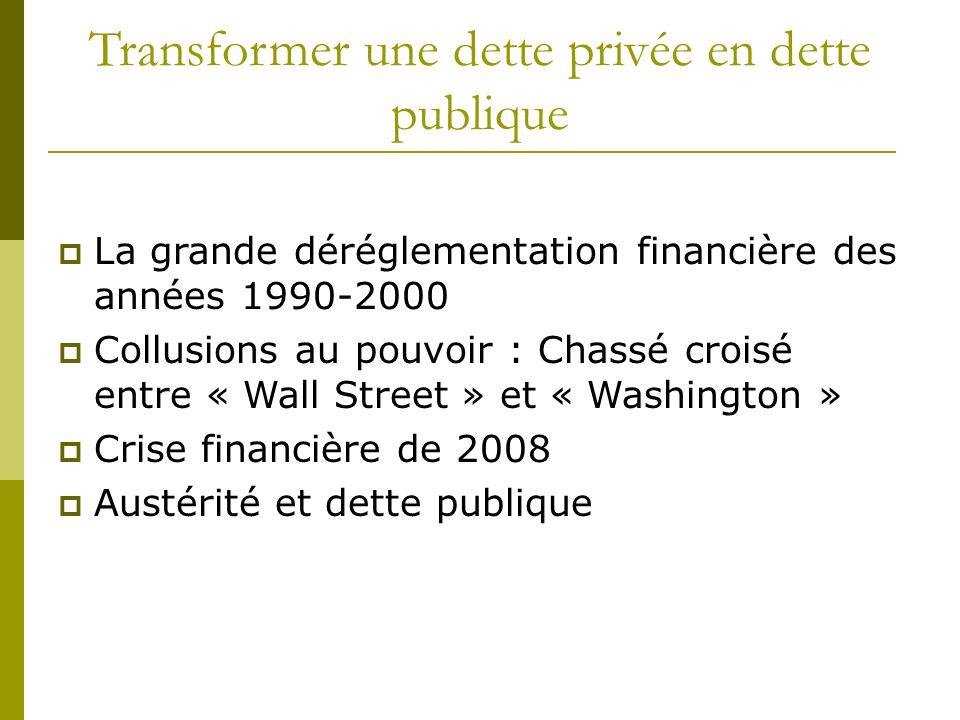 Les autres France : Gel des dépenses dEtat pour les trois prochaines années.