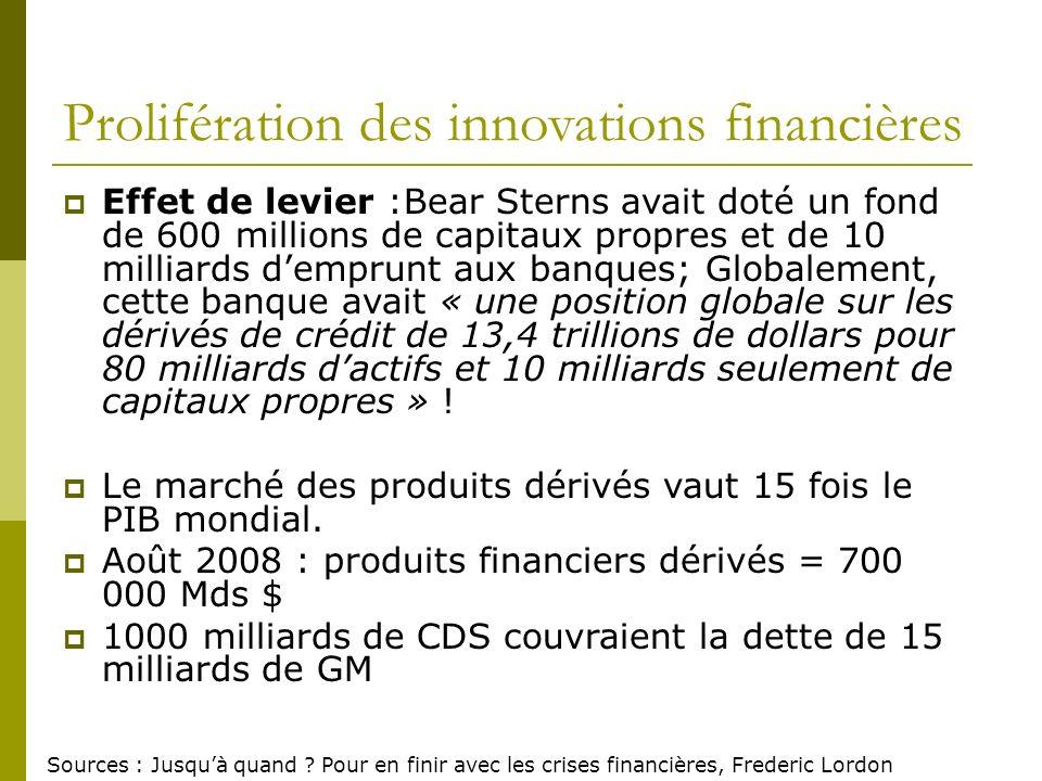 La folie financière reprend son cours 32,6 milliards de dollars versés en 2009 sous forme de primes par neuf établissements de Wall Street qui, dans le même temps, avaient perçu 175 milliards daides publiques* 4 milliards de livres sterling de bonus attendus par les traders de la City, à Londres BNP Paribas a versé 1 Mds euros en 2009.