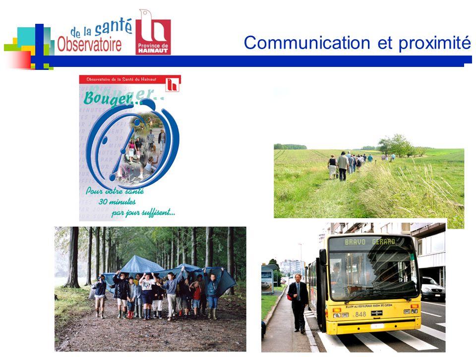 Michel Demarteau ORSIF 23/11/09 Communication et proximité