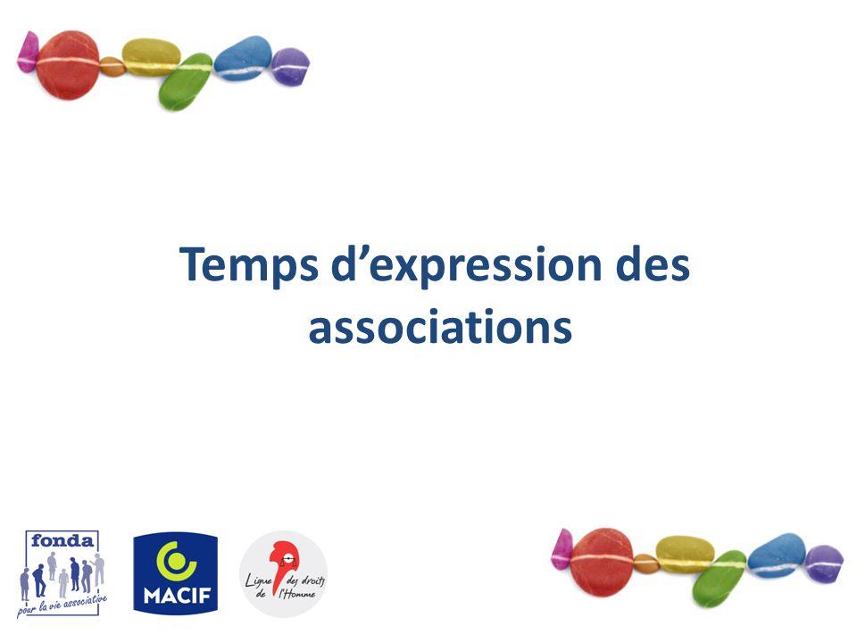 4 Témoignage dorganisations locales: Unis Cité CRAJEP Centre Interpeuple UNA