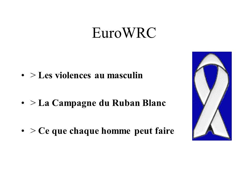 EuroWRC > Les violences au masculin > La Campagne du Ruban Blanc > Ce que chaque homme peut faire