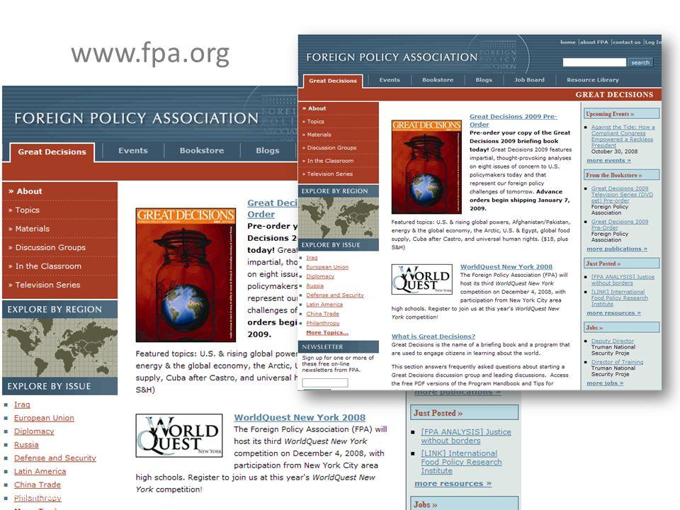 Pascal Saura – Délégation générale Alliance Française États-Unis www.fpa.org