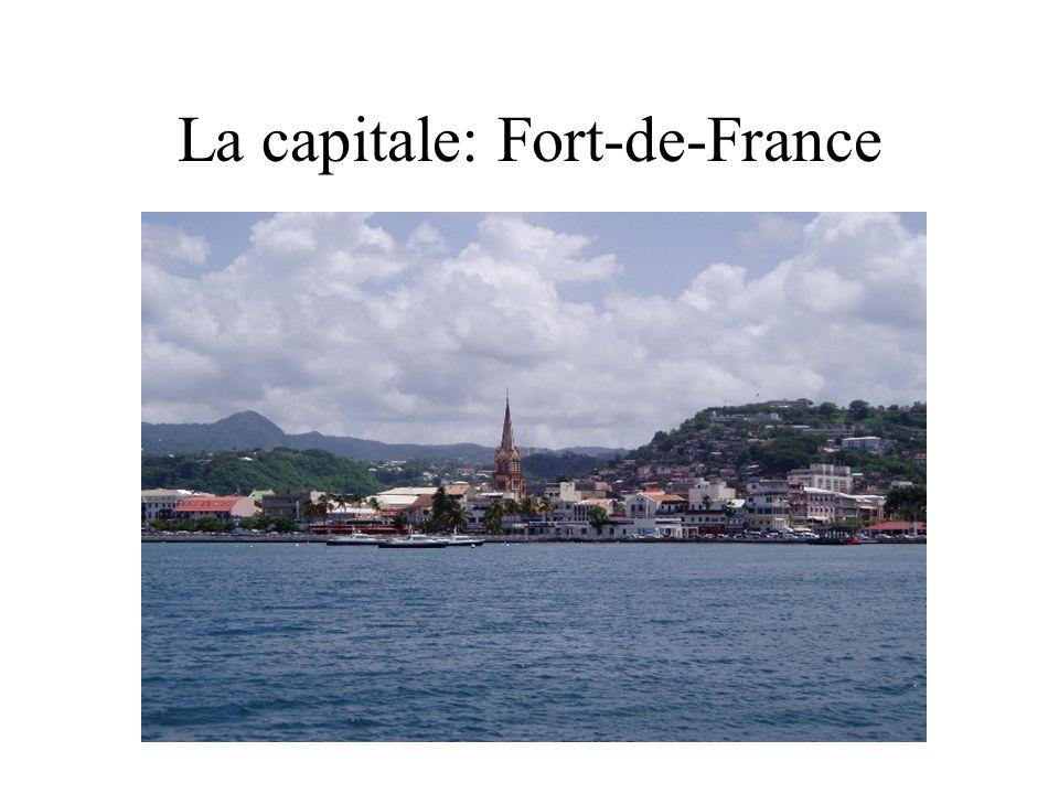 La Martinique et La Guadeloupe Madinina Île aux fleurs Created by Paul J. Weil Adlai Stevenson H.S. Lincolnshire, IL