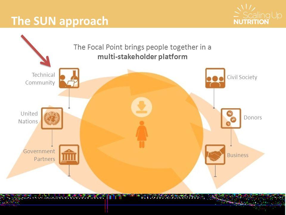 MOUVEMENT SUN AU NIGER Depuis Juillet 2011: adhésion du Niger au SUN secteur académique a contribué de manière active à lélaboration de documents politiques et stratégiques relatifs à la Nutrition.