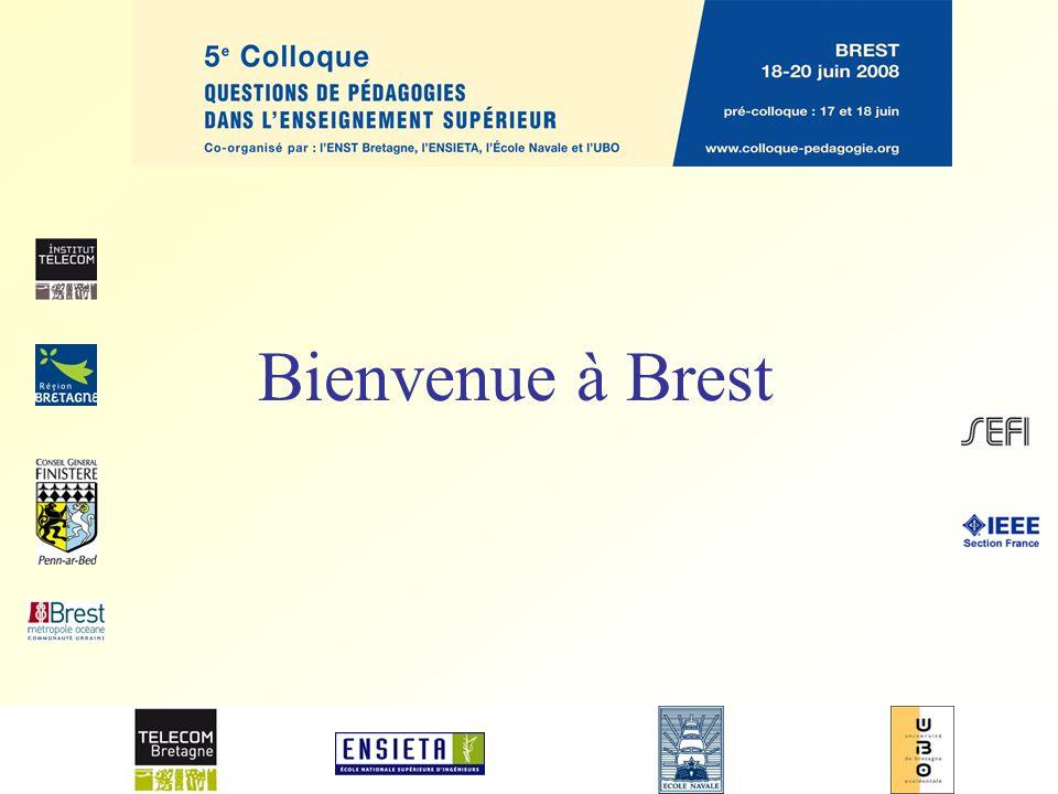 Bienvenue à Brest