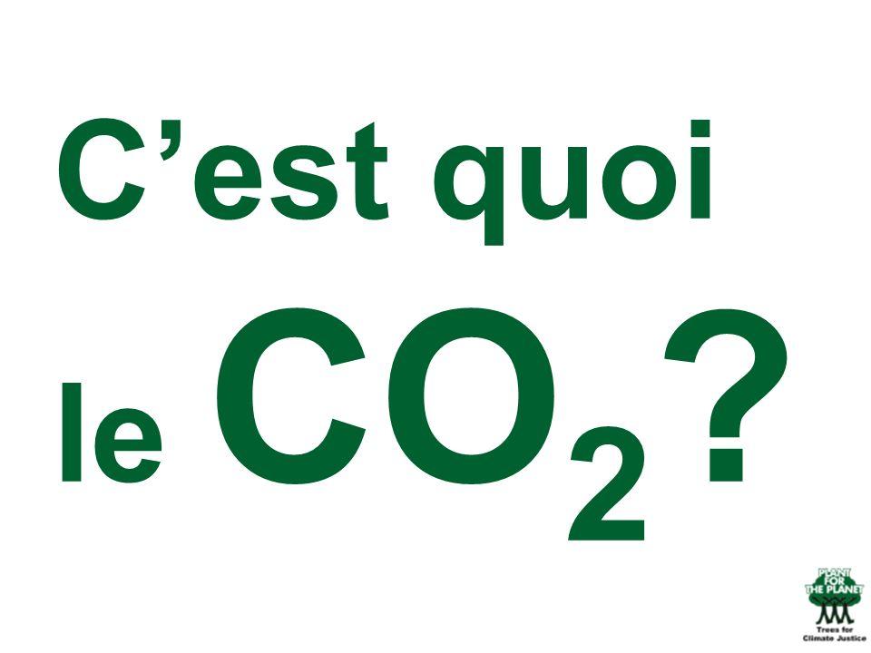 Cest quoi le CO 2 ?