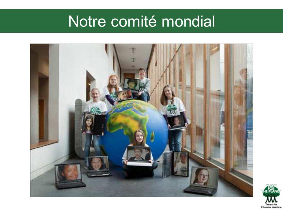 Notre comité mondial