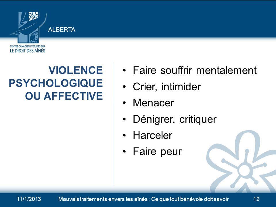 11/1/2013Mauvais traitements envers les aînés : Ce que tout bénévole doit savoir11 EXPLOITATION FINANCIÈRE Fraudes et arnaques Pression indue sur une