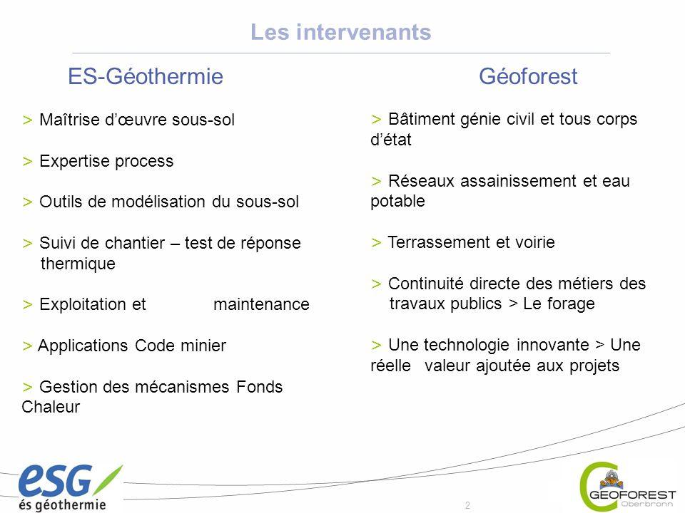 23 Aspects réglementaires Trois grandes séries de textes régissent les dispositions réglementaires applicables aux sondes géothermiques.
