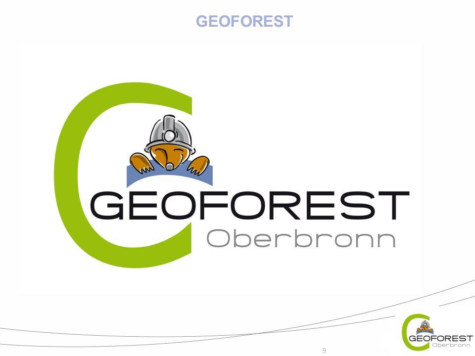 10 ANNEE DE CREATION: 2008 ACTIVITES: Réalisation de forages géothermiques, Fourniture et mise en œuvre de sondes géothermiques verticales.
