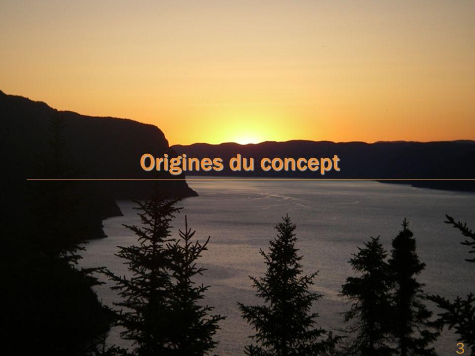 3 Origines du concept