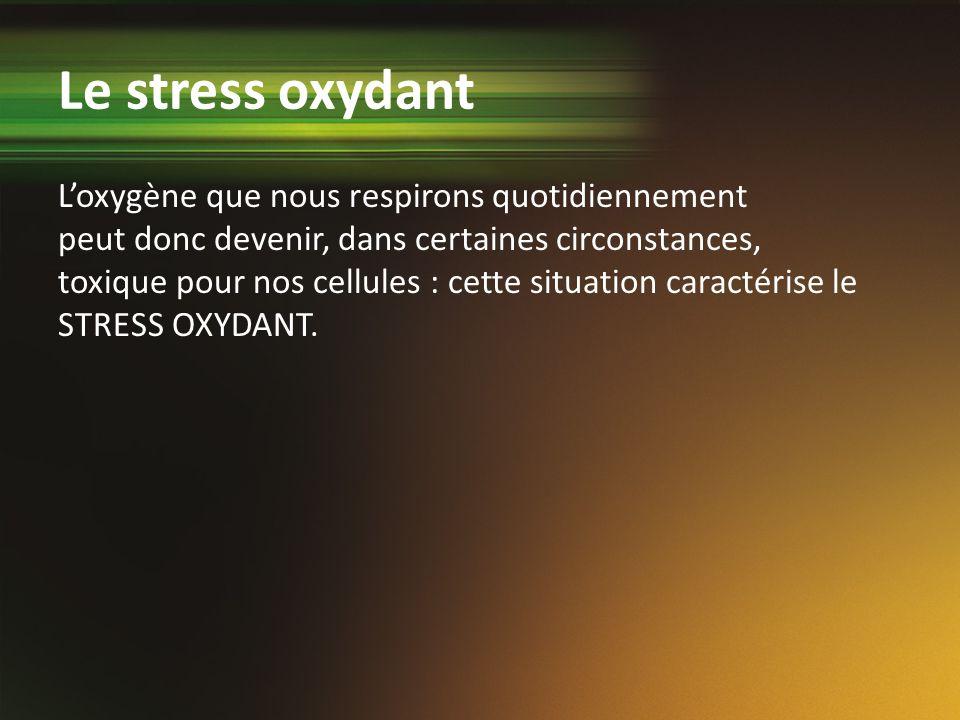 Stress oxydant et vieillissement Les Omega-3 acides gras polyinsaturés de la famille des oméga3: acide linolénique (huiles de colza et de soja) et EPA/DHA (huiles de poisson) semblent apporter une protection contre linfarctus.