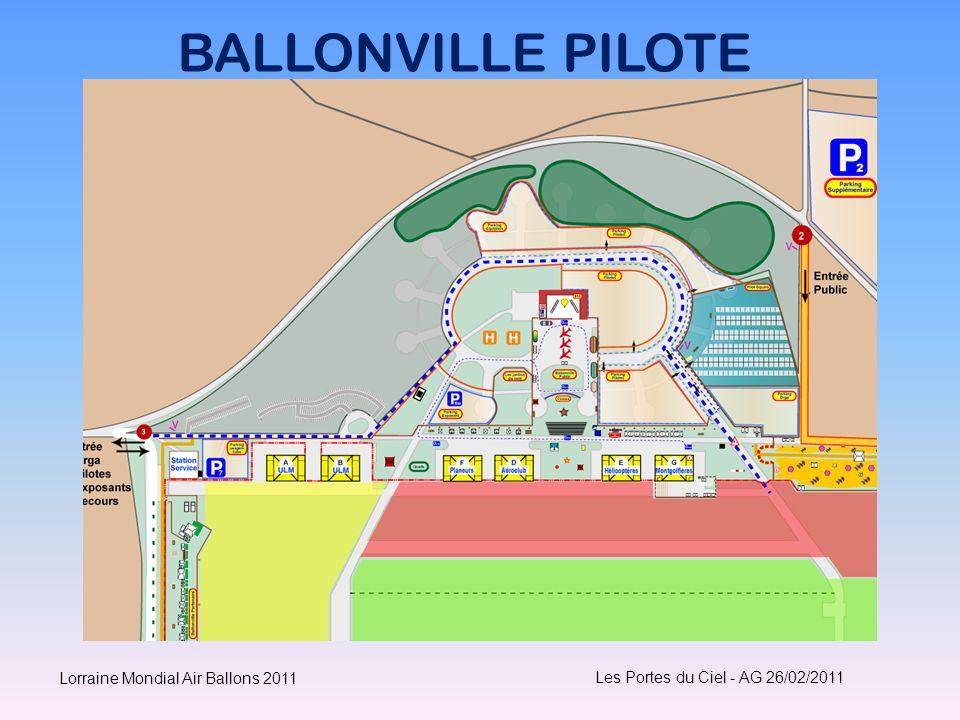 BALLONVILLE PILOTE Les Portes du Ciel - AG 26/02/2011 Lorraine Mondial Air Ballons 2011