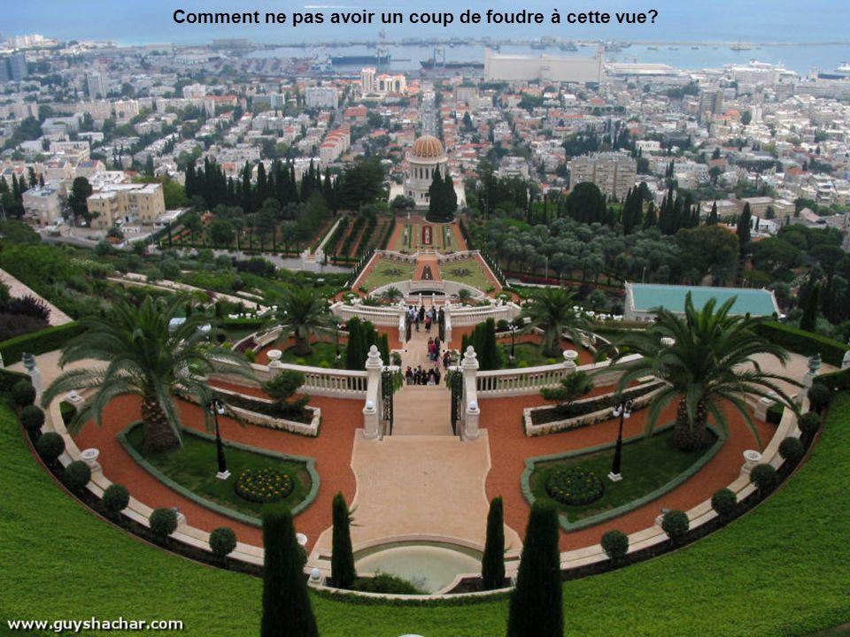 A 500 mètres au dessus du niveau de la mer, au 30ème étage de la tour Eshkol, se trouve lun des plus beaux points dobservation dIsraël En plus des vues du Hermon au Nord et de Tel-Aviv au Sud, cest le meilleur endroit pour commencer une visite de Haïfa et pour sorienter A 500 mètres au dessus du niveau de la mer, au 30ème étage de la tour Eshkol, se trouve lun des plus beaux points dobservation dIsraël En plus des vues du Hermon au Nord et de Tel-Aviv au Sud, cest le meilleur endroit pour commencer une visite de Haïfa et pour sorienter