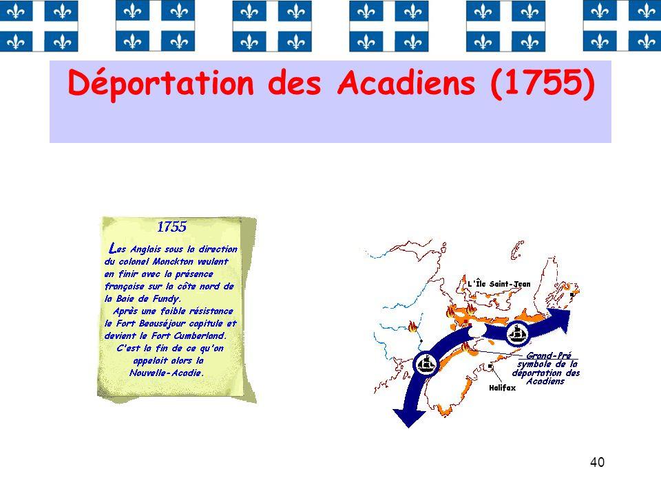 40 Déportation des Acadiens (1755)