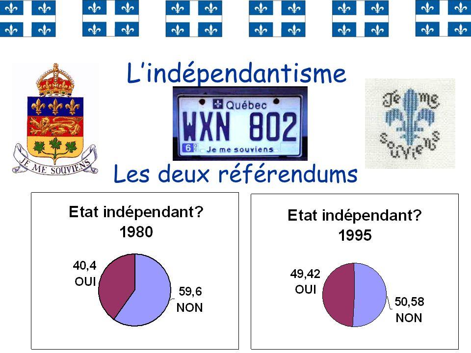 47 Lindépendantisme Les deux référendums