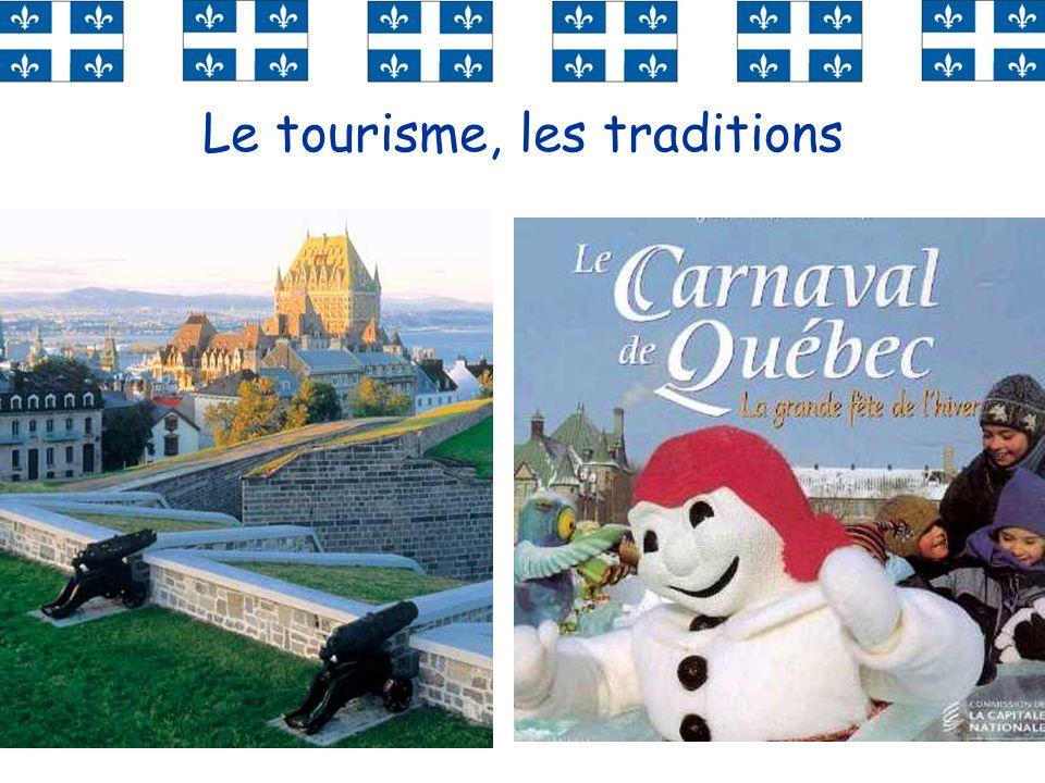 57 Le tourisme, les traditions