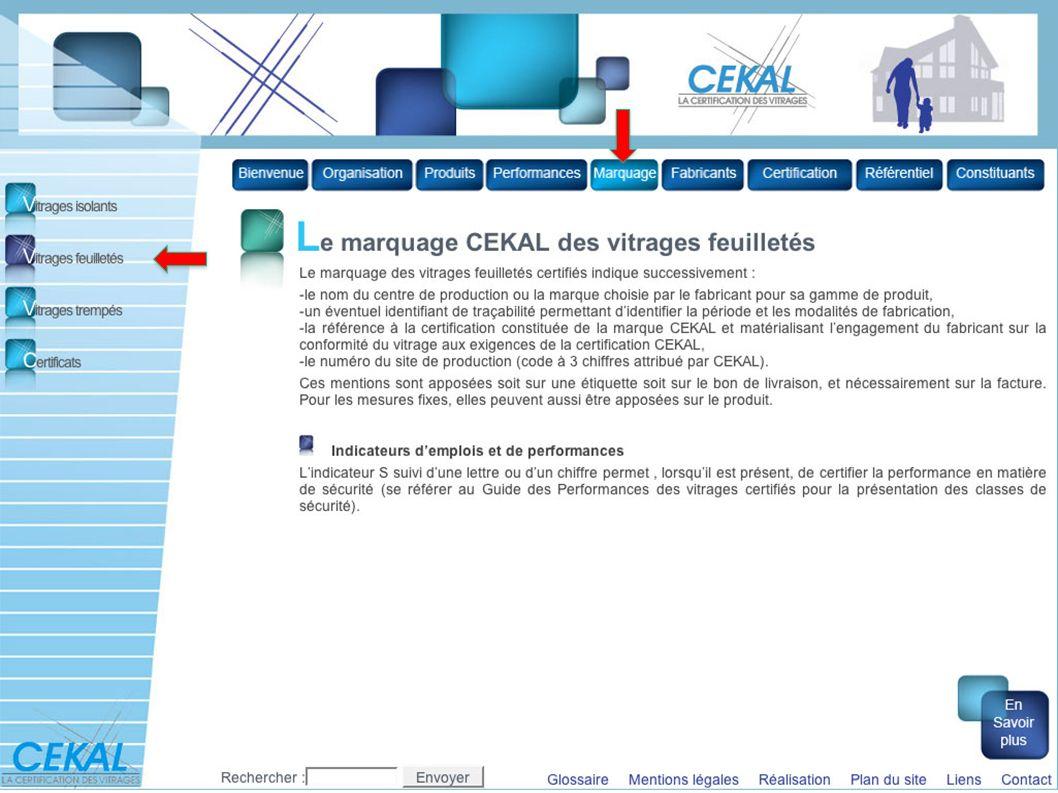 LE CERTIFICAT : LES INFORMATIONS DISPONIBLES EN LIGNE