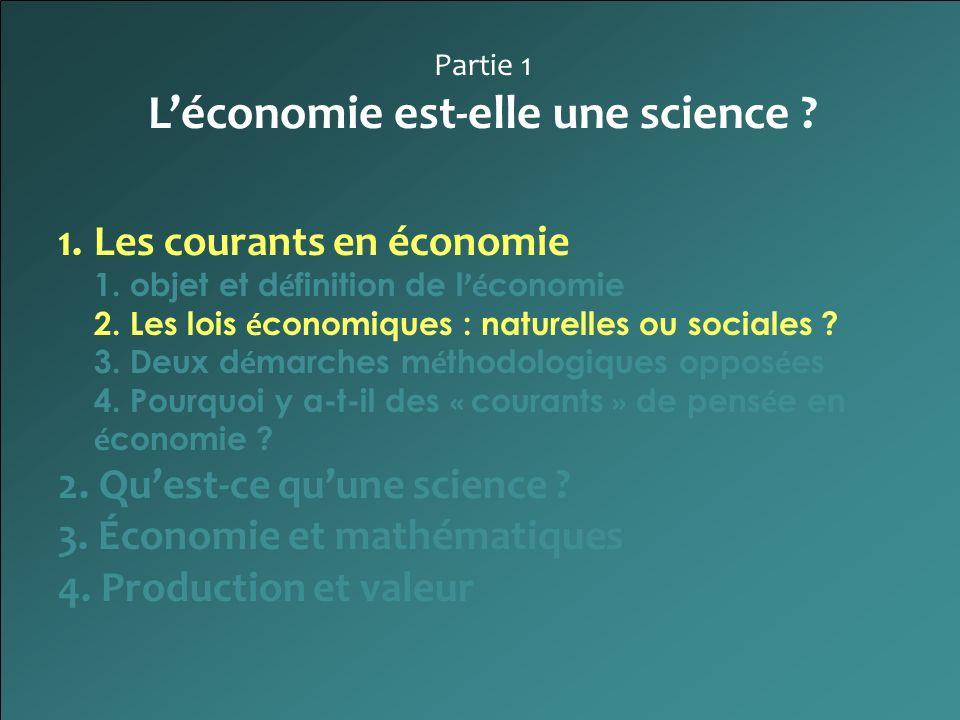 Introduction à lanalyse économique 1.Introduction « Le blé vaut 24 F lhectolitre.