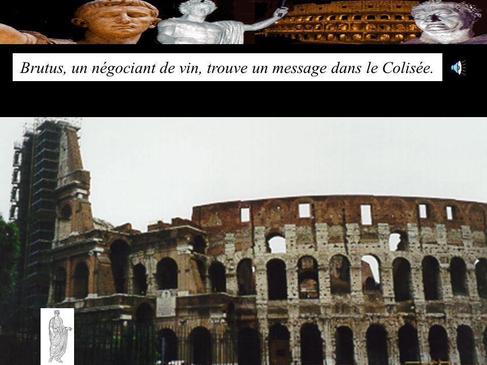 Nous sommes en 950 avant Jésus Christ à Rome