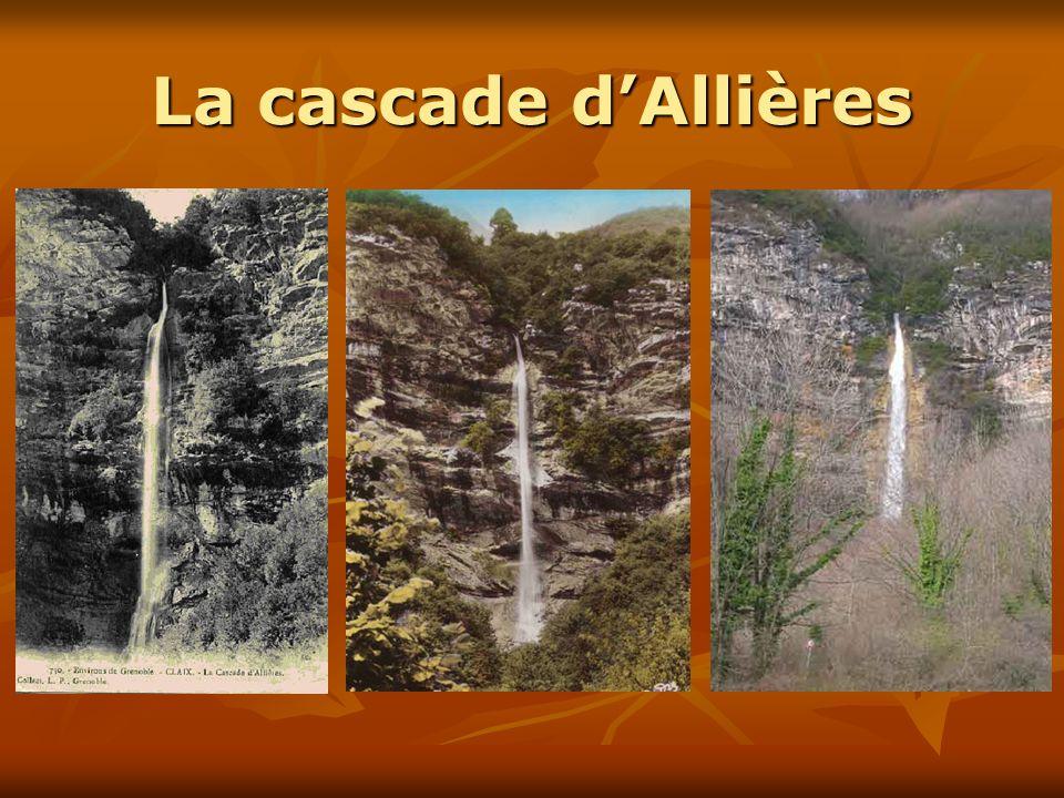 La Pissarde Au dessus du Val dAllières