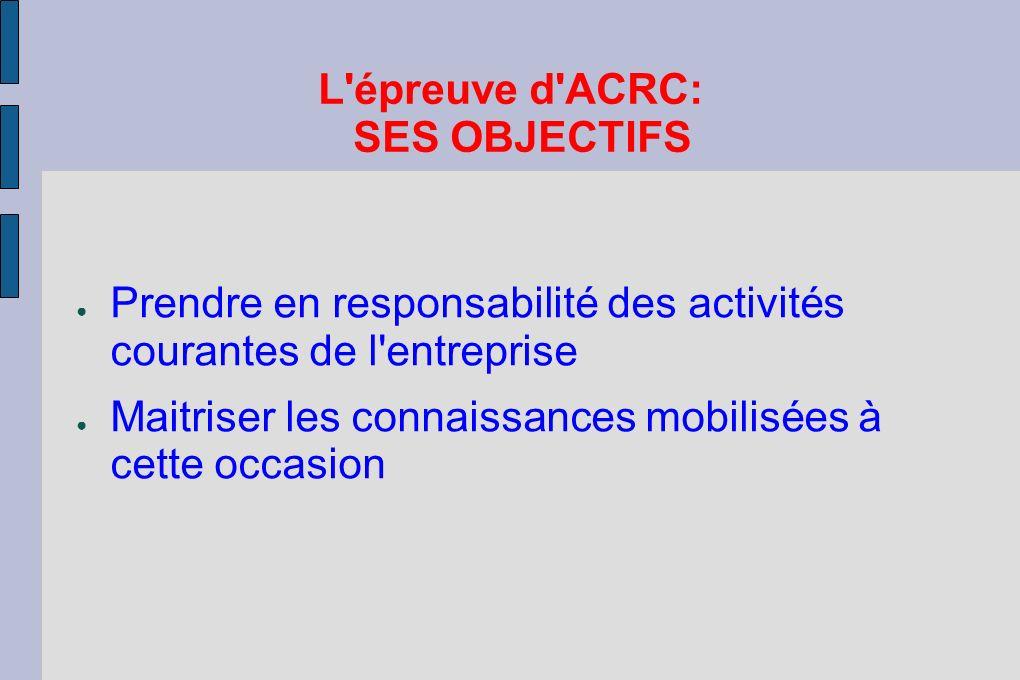 BTS MUC Management de l'Unité Commerciale 3 Epreuves professionelles: -Management et gestion de UC (EDC) -Analyse et conduite de la relation commercia