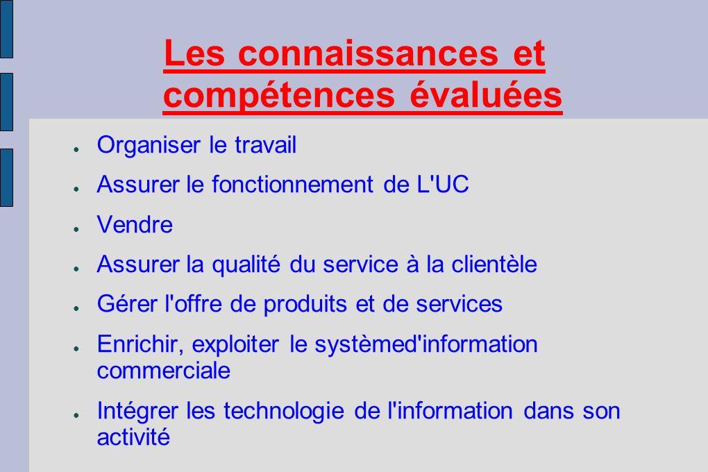 Les activités courantes Elles sont liées au marketing opérationnel de l'UC et impliquent l'utilisation courante de l'informatique commercial. Elles re