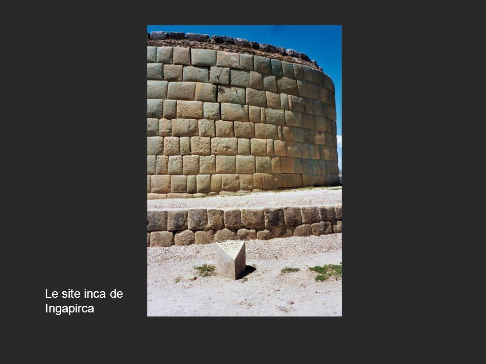 Le site inca de Ingapirca
