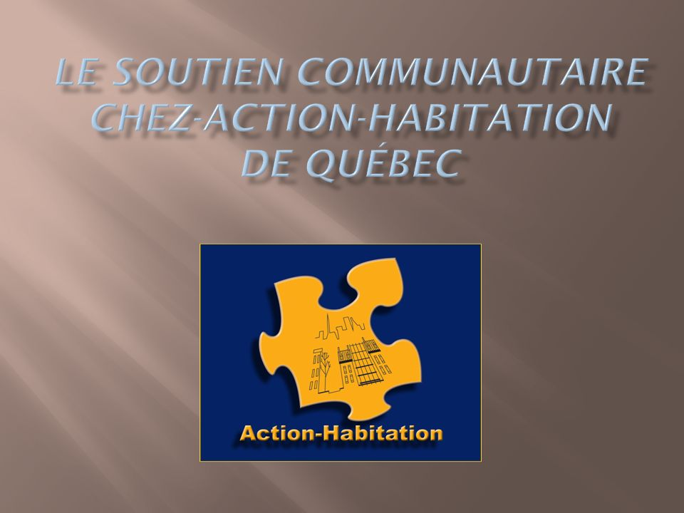 Action-Habitation a vu le jour en 1978.
