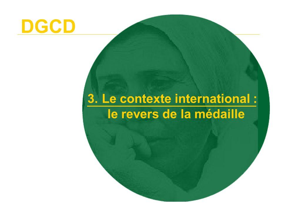 DGCD 3.1.Economie: les PVD sont peu présents sur le marché international 3.