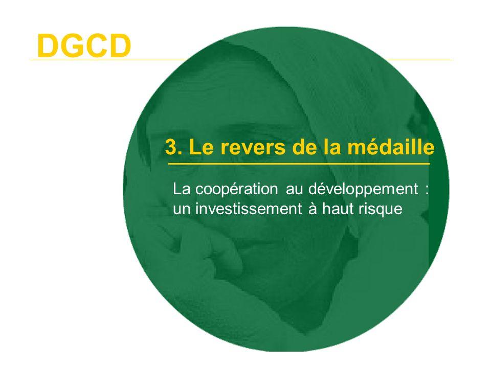 DGCD 4. La coopération belge: en pleine évolution