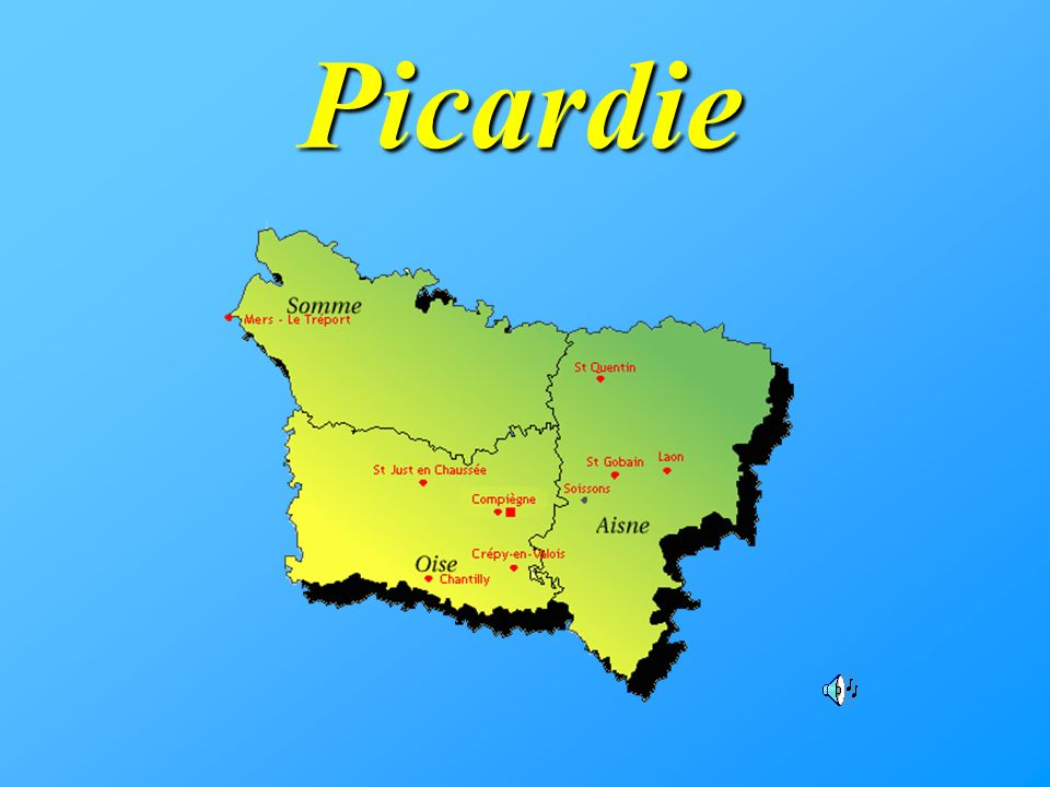 Somme La Somme (80) est un département français dans la région de la Picardie.