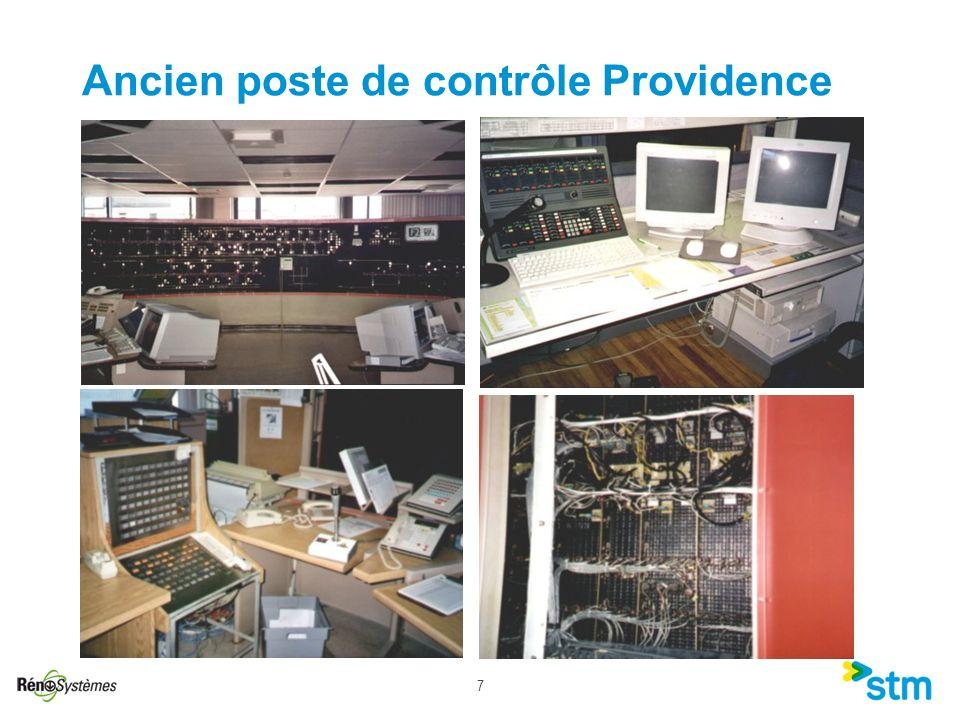 7 Ancien poste de contrôle Providence