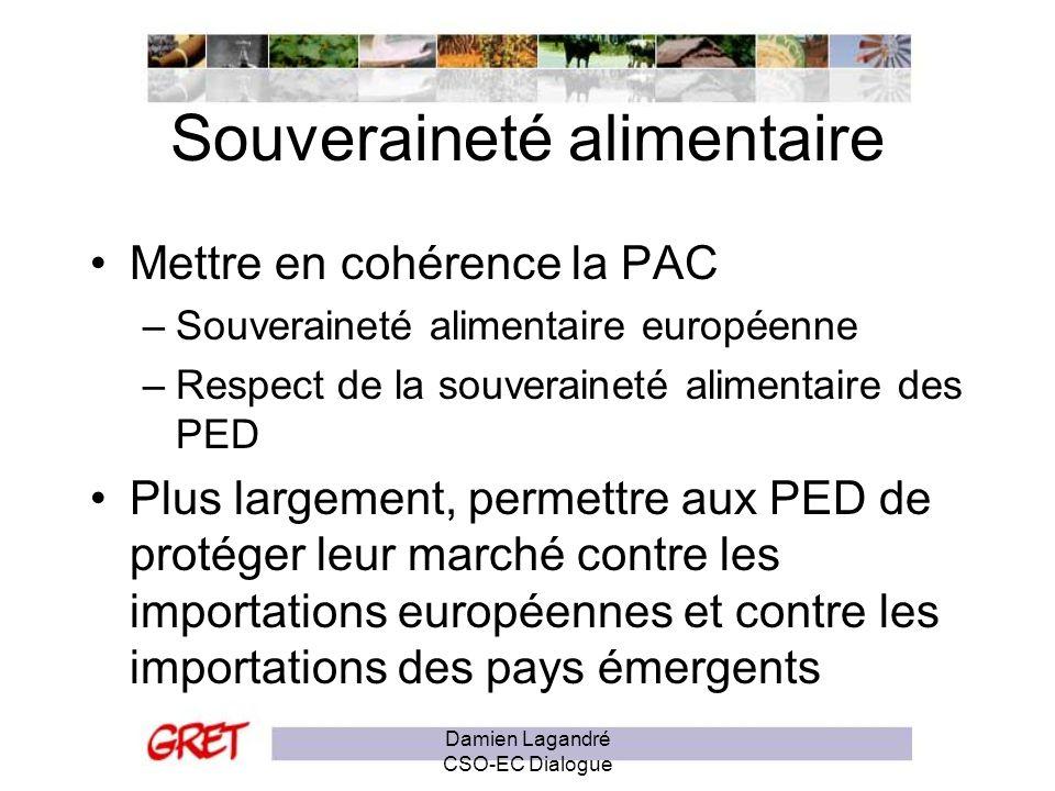 Merci Damien Lagandré CSO-EC Dialogue