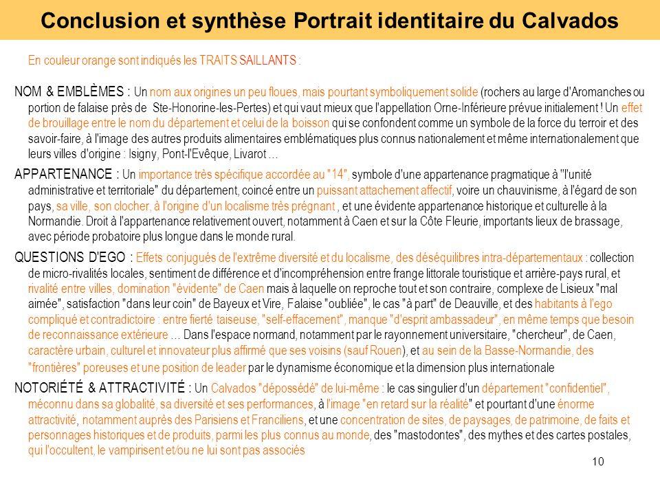 10 En couleur orange sont indiqués les TRAITS SAILLANTS : NOM & EMBLÈMES : Un nom aux origines un peu floues, mais pourtant symboliquement solide (roc